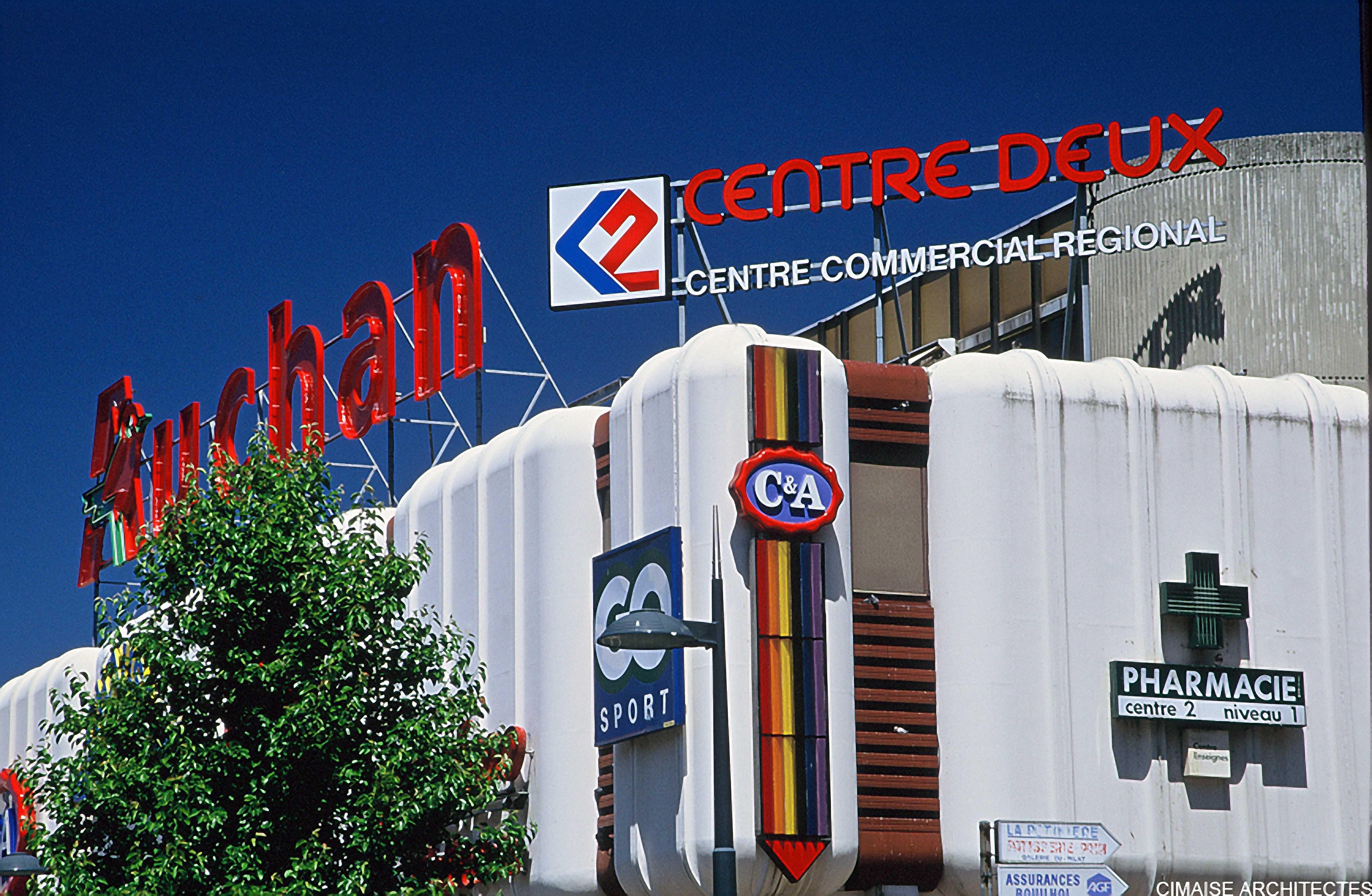 Centre commercial CENTRE DEUX