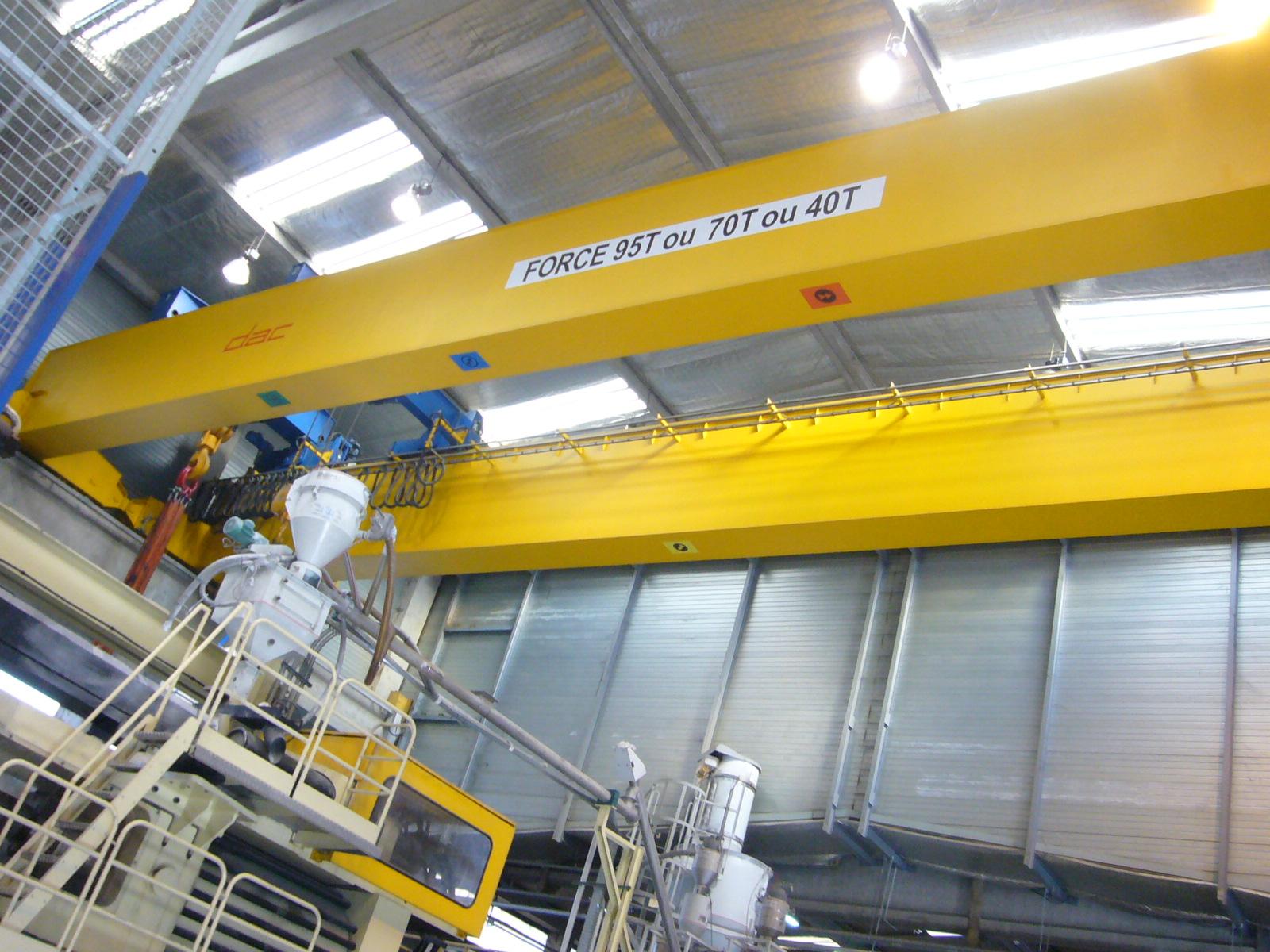 Extension de l'usine NOVOPLAST