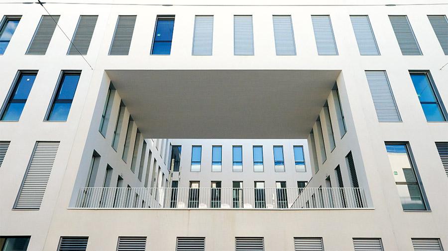 cimaise architectes : bâtiments industriels, commerciaux et tertiaires