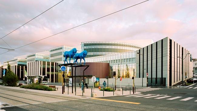 Architecte bureaux : cabinet darchitecture pour immeuble de bureau