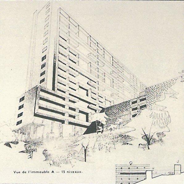 l'espace beaulieu - cimaise architectes