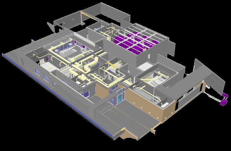 FULLBIM, la maquette numérique 3D adaptable à tout projet